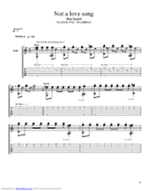 not a love song chords ross lynch not a love song guitar pro tab by ross lynch