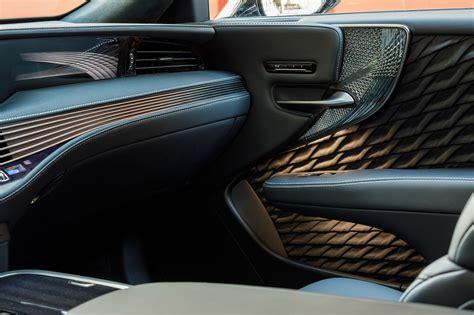 lexus ls  interior motortrend