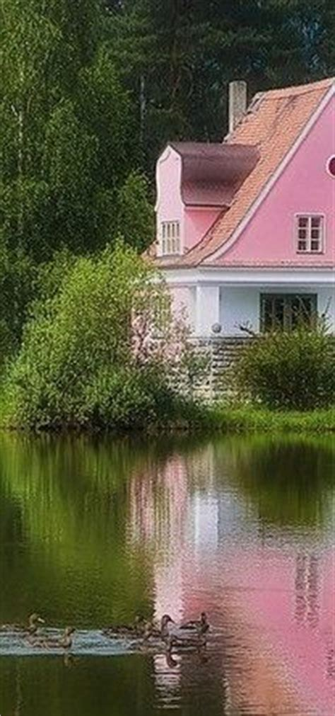 cottage lake dentistry 1000 ideas about pink houses on
