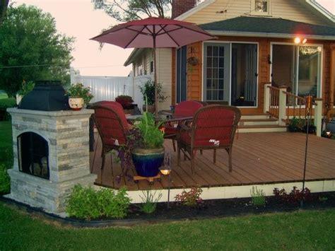 lil diy   patios deck designs