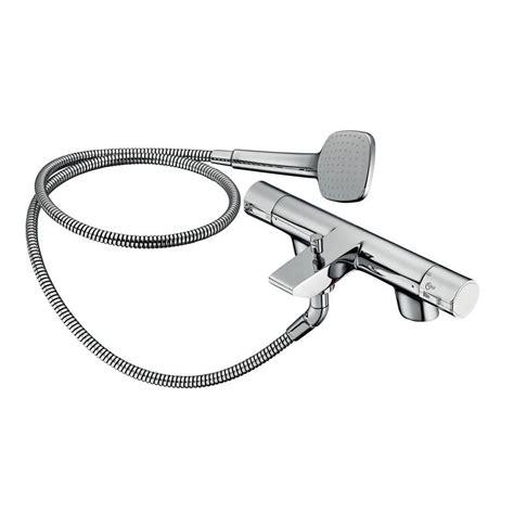 Ideal Standard Bath Shower Mixer ideal standard active thermostatic bath shower mixer tap