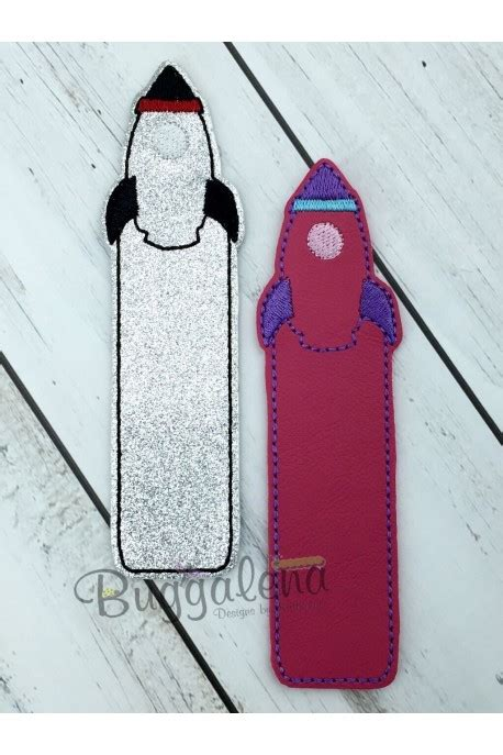 printable rocket bookmarks rocketship bookmark embroidery design