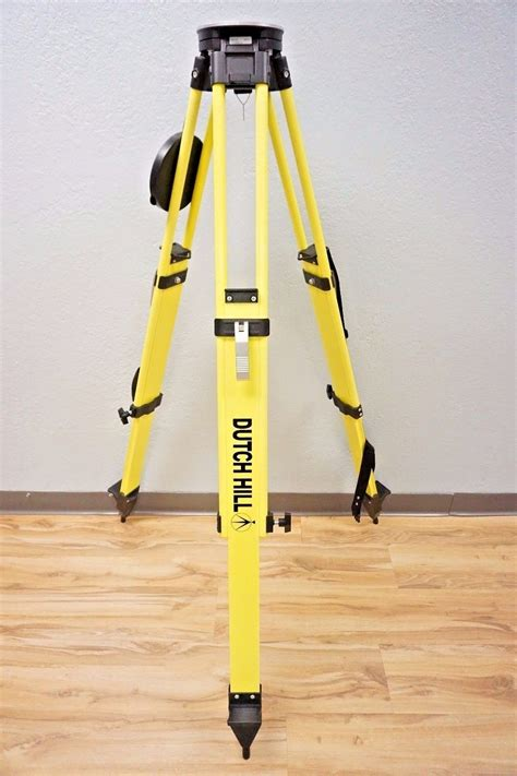 Tripod Total Station hill heavy duty tripod for gps robotic total station