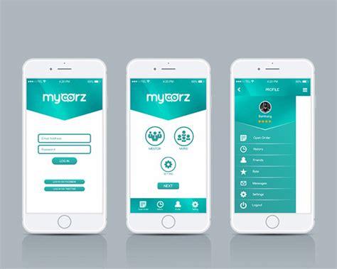 remodel app pilih paket desain aplikasi mobile sribu