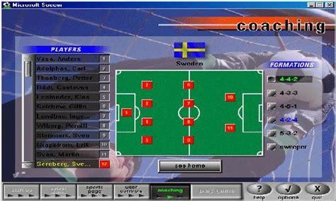microsoft games full version free download microsoft soccer pc full version game free download