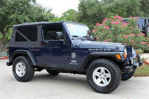 2006 Jeep Wrangler Rubicon Review 2006 Jeep Wrangler Pictures Cargurus