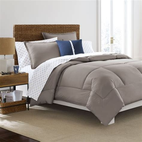 plain gray comforter southern tide nautical solid color comforter twin gray