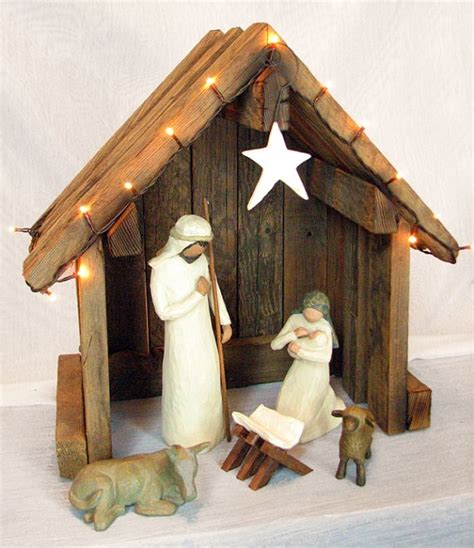 1000 ideas about willow tree nativity set on pinterest