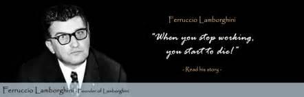Quotes About Lamborghini Ferruccio Lamborghini Quotes By Ferruccio Lamborghini