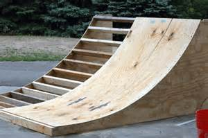 Backyard Bmx Ramps Mini Ramp Halfpipe Plans Step 3 Surfacing