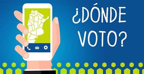 elecciones 2015 donde voto elecciones 2015 consulta el padr 243 n cheque 225 tus datos