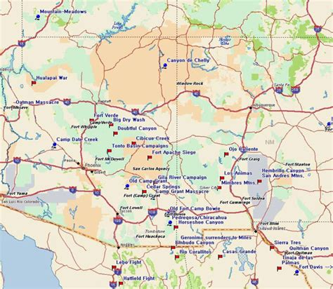 map of southwest united states quotes by craig davidson like success