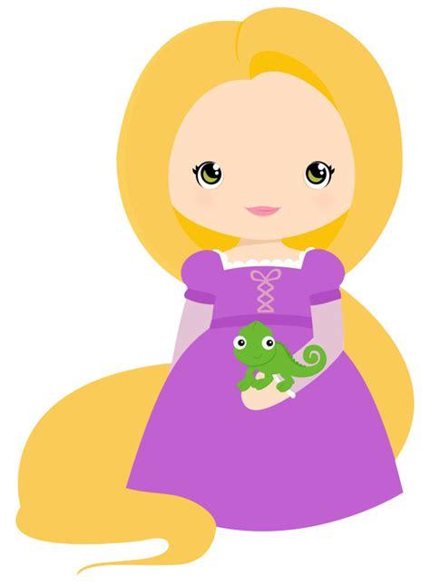 imagenes de rapunzel kawaii rapunzel cute 03 imagens png