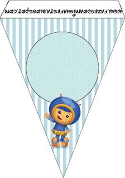 printable team umizoomi birthday banner 105 best images about umizoomi birthday party on pinterest