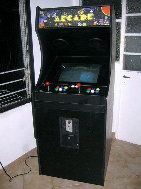 How To Make An Arcade Cabinet arcade cabinet