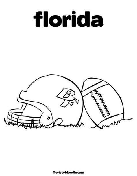 28 Florida State Coloring Pages Florida State Seminoles Florida Coloring Pages