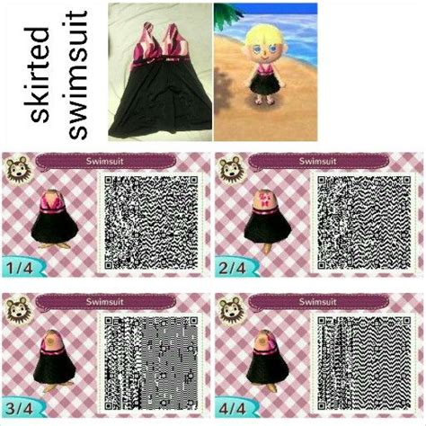 acnl clothes guide 17 best images about animal crossing qr codes on pinterest