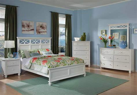 cottage bedroom set sanibel cottage style bedroom collection