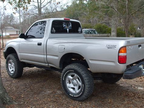 2001 Toyota Tacoma Regular Cab Country07 2001 Toyota Tacoma Regular Cabprerunner