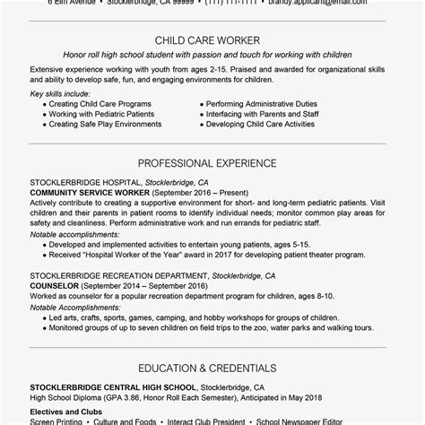 how to write the perfect resume example sample front desk manager