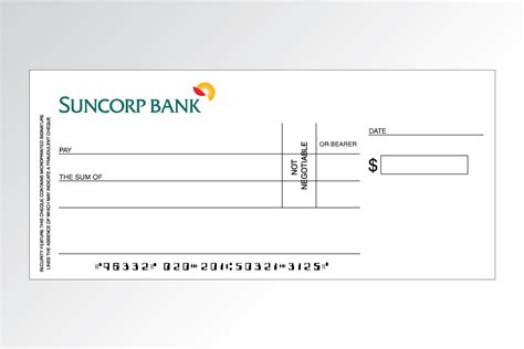 fake cheque template autos post