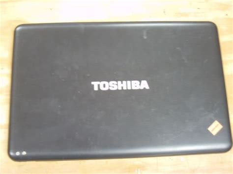 repair a broken toshiba laptop hinge 8 steps with pictures