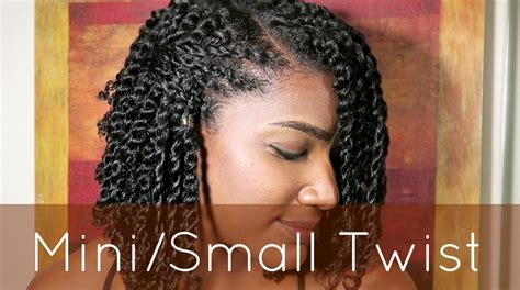 pictures and techniques for natral hair twisting for black woman long hair s twist hair style natural hair mini small