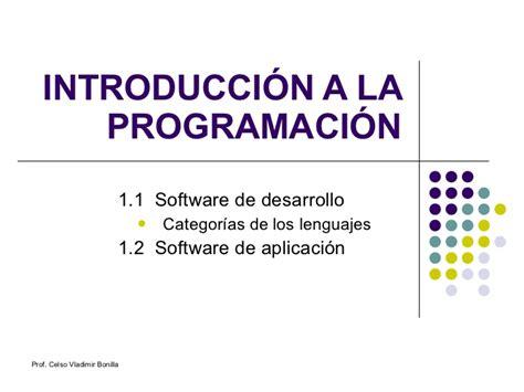 introduccion a la programacion 8479530960 introduccion a la programaci 243 n