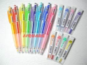 colored mechanical pencils 8 colors set pilot 0 7mm color eno mechanical pencils