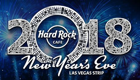 new year 2018 vegas upcoming event rock cafe new year s