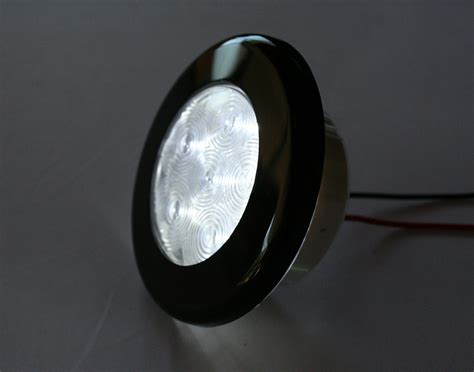 12v recessed led lights 3 quot led recessed cabin light white led 12vdc
