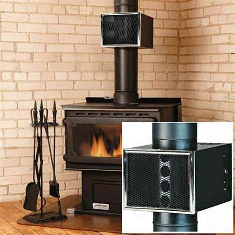 calefaccion chimenea le a intercambiador de calor para el tubo de chimenea para