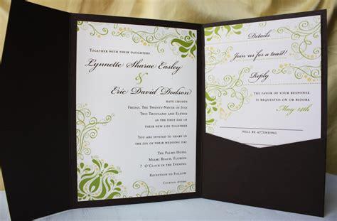 Wedding Invite Insert Templates by Wedding Invites Inserts Wedding Ideas
