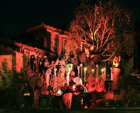 Halloween Decorated Homes by Is Your House Decorated For Halloween Popsugar Home
