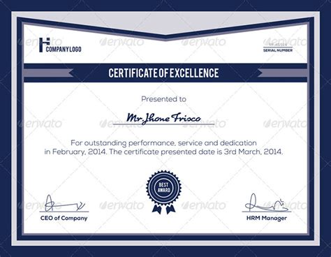 corporate templates 55 psd certificate templates free psd format