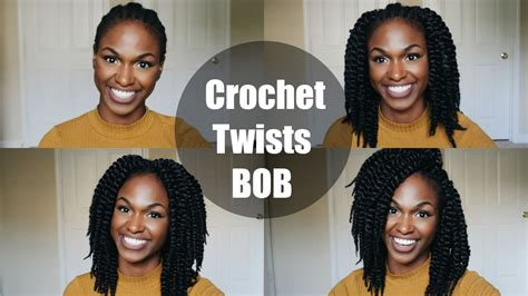 Crochet Havana Mambo Twists Tutorial: Bob Edition (12