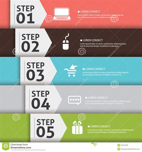 presentation slide template editable at your choos stock