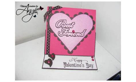 valentines card for best friend best friend card pazzles albums