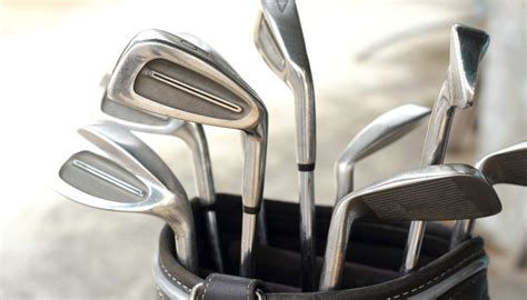 golf swing types list of different types of golf clubs their uses golfweek