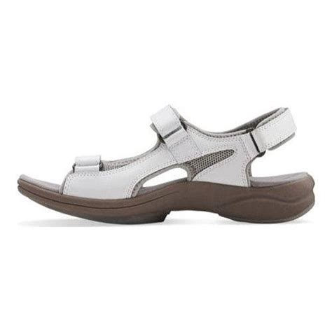 clarks s in motion sea sandal s clarks inmotion sandal white grey leather