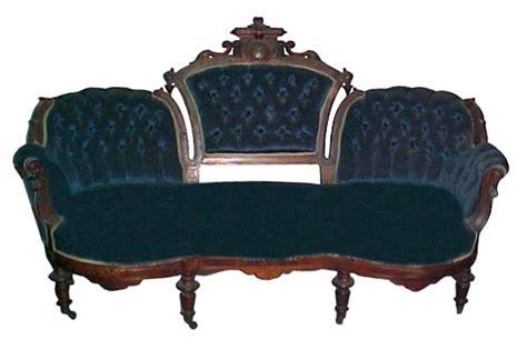 Antique Revival Furniture wonderful 7 american walnut renaissance revival parlour set for sale antiques