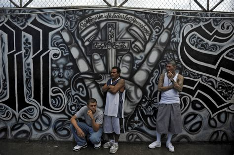 el salvador s horrifying culture of gang