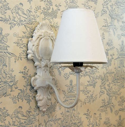 shabby chic cream wall lights pinotharvest com
