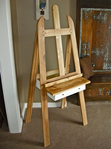 easel woodworking plans easel g philps woodworking wood working ideas