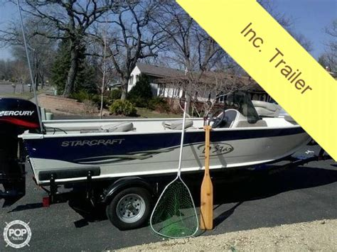 craigslist used boats minnesota starcraft new and used boats for sale in minnesota