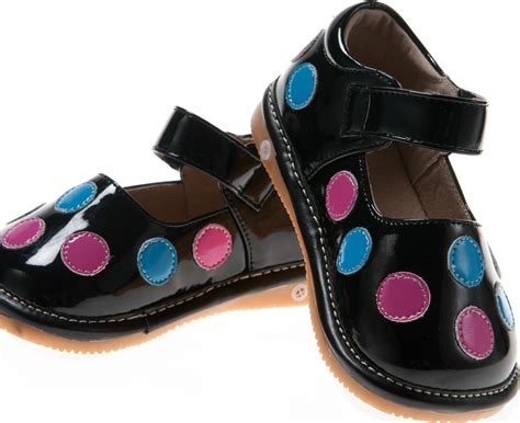 squeaky shoes sale leather squeaky shoes black patent blue and