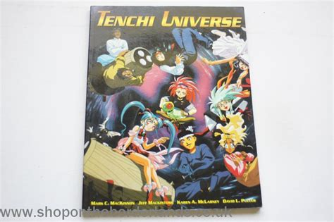 washu supplement tenchi universe softback supplement for tenchi muyo