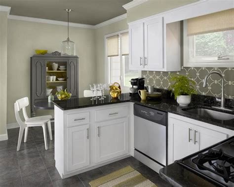 Kitchen Colors Best Kitchen Paint Colors With Cabinets
