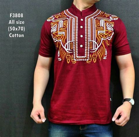 Paling Murah Baju Koko Habaib Hots Product jual harga grosir baju koko auntum slimfit galangfox store