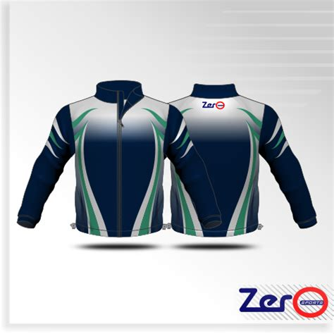 design jacket softball touch football jacket design 5 zero sports